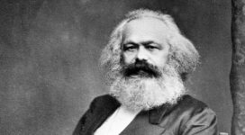 UNSPECIFIED - CIRCA 1865:  Karl Marx (1818-1883), philosopher and German politician.  (Photo by Roger Viollet Collection/Getty Images)