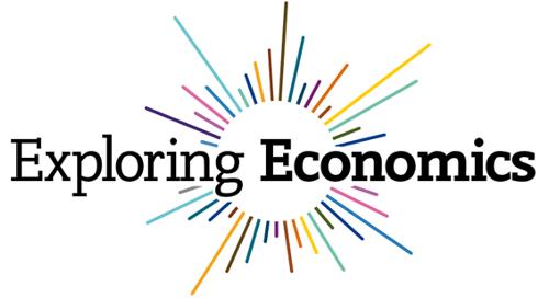 Logo von Exploring Economics, http://www.exploring-economics.org